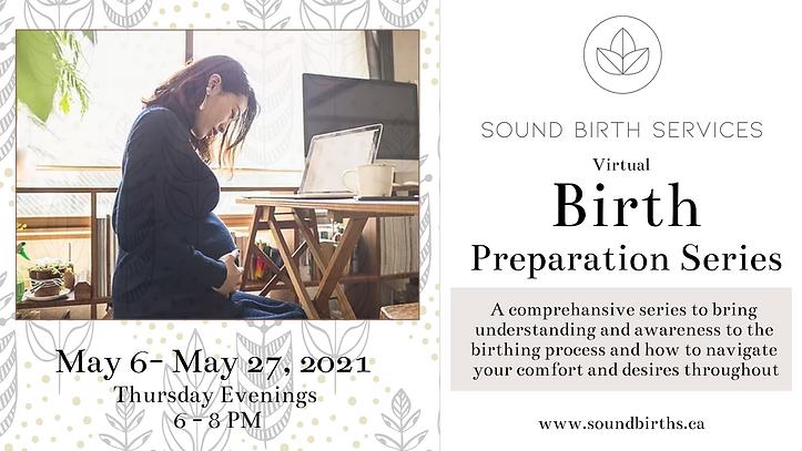 Virtual Birth Preparation Series