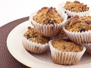Sugar-Free Labour-Inducing Muffins