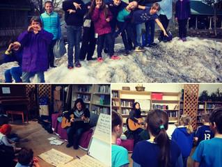 Songwriting Workshop With Children's Choir