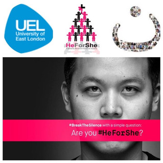 'HeforShe - Discussing the role of men in progressing gender equality'