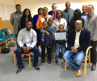 Faith leaders rewarded for fighting gang violence and radicalisation in Lewisham