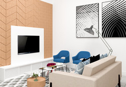 Arquitetônico e Interiores L|S