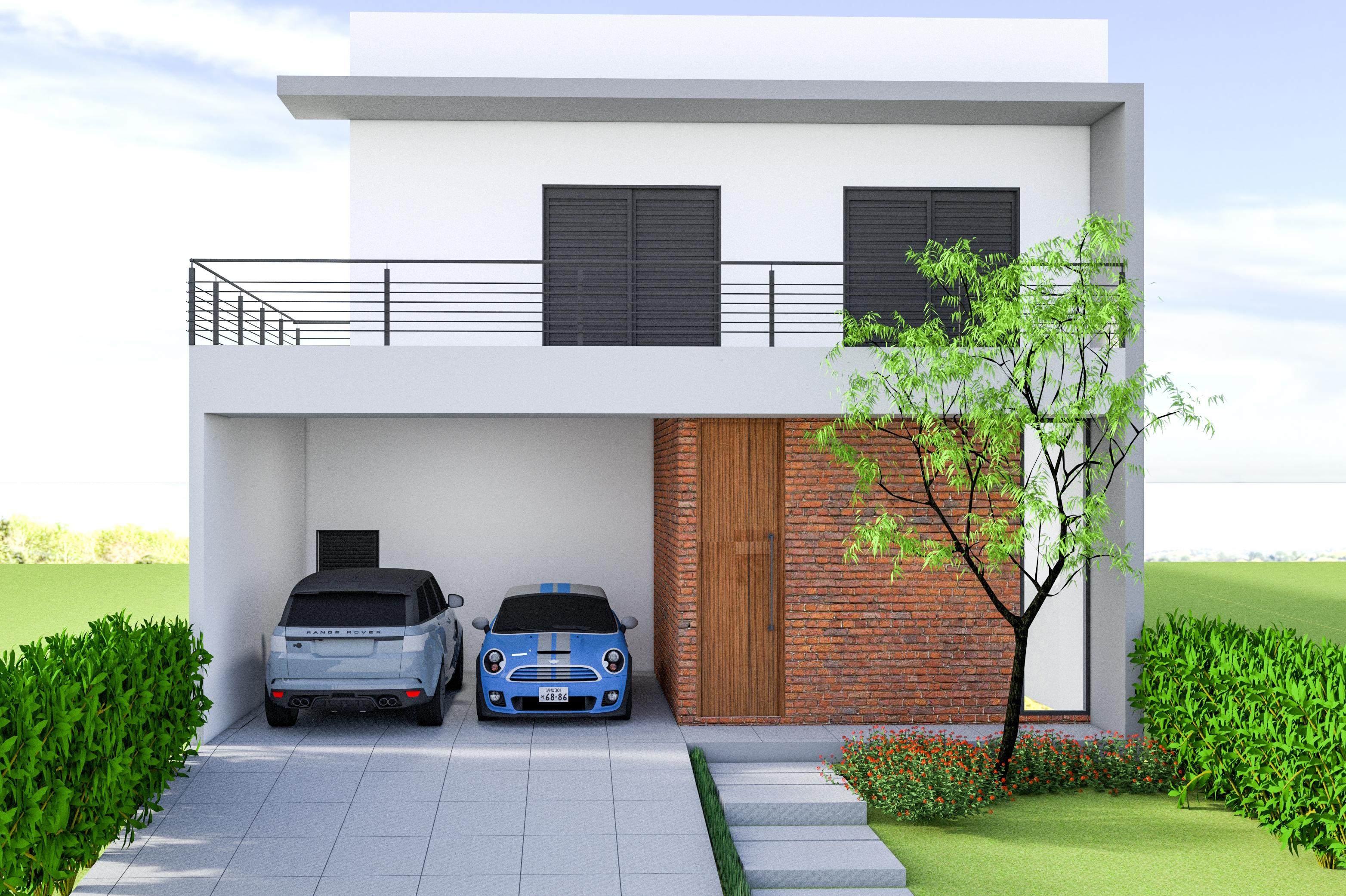 Residência P|R