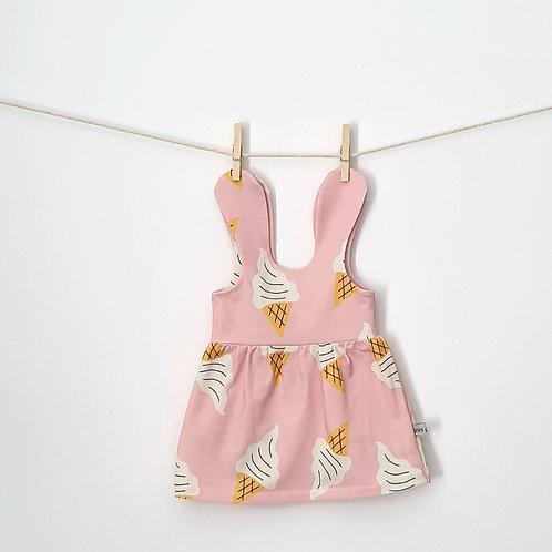 Kleid zum Knoten