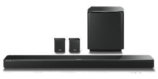 Mejora el sonido con el sistema de barra de sonido Bose SoundTouch® 300. Nuestra barra de sonido delgada e inalámbrica es la solución de audio elegante para el entretenimiento doméstico.