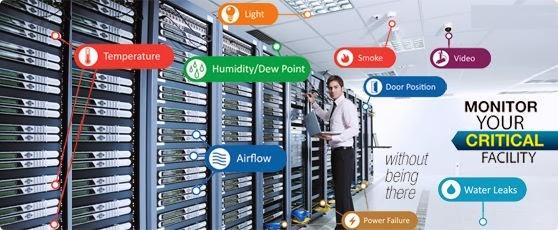 Monitoreo de Data Center