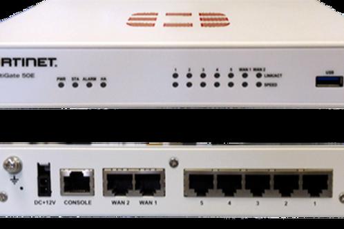 Firewall 50 usuarios - Fortigate 50E