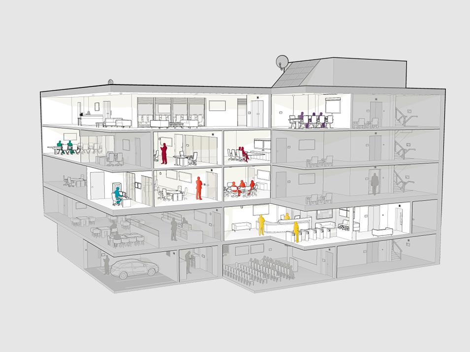 Automatizando Edificios