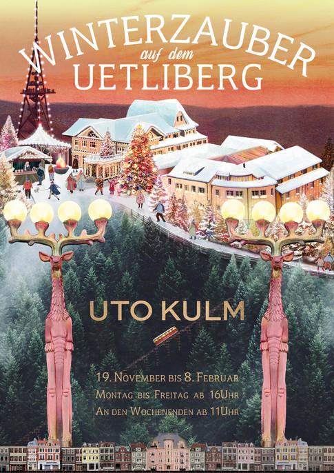 UTO KULM Uetliberger Winterzauber
