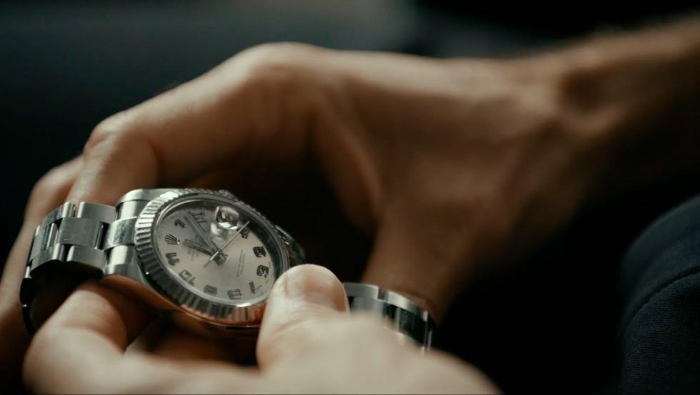 Art Director: Roger Federer - Perpetual Timepiece