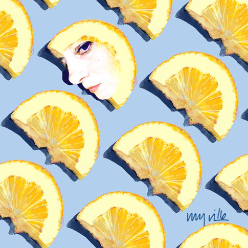 TO THE MOON AND LEMON