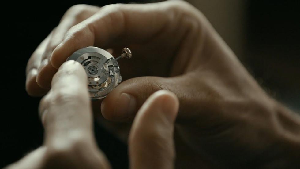 Art Director: Roger Federer - Perpetual Movement