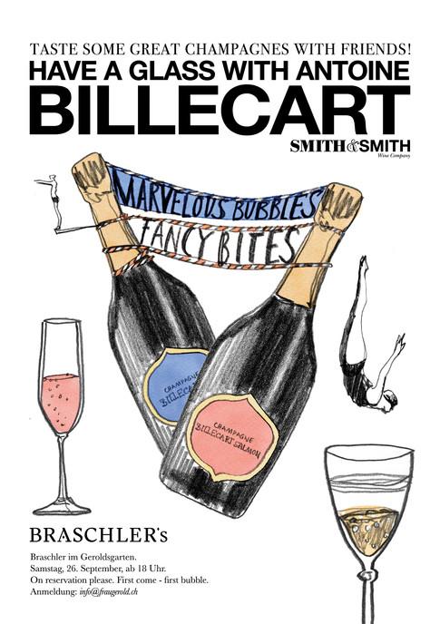 BILLECART at BRASCHLERS