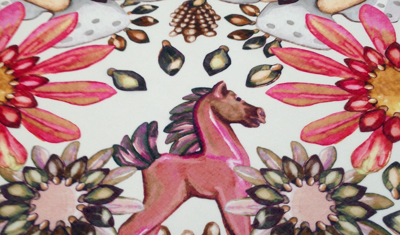 TOY HORSE TREASURE