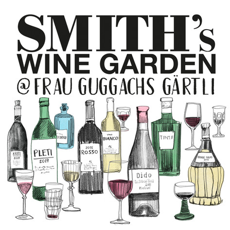 Smith's Wine Garden Flyer