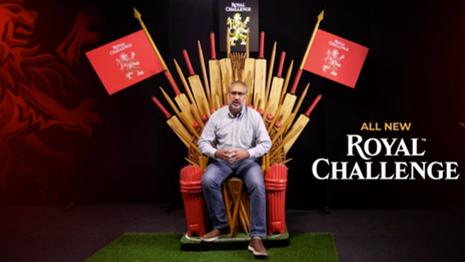 ROYAL CHALLENGE IPL