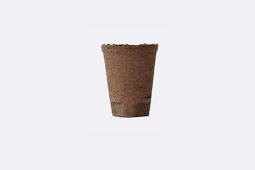 Maceta Biodegradable Turba