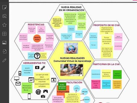Campo Virtual Latino: ferramentas e facilitação virtual
