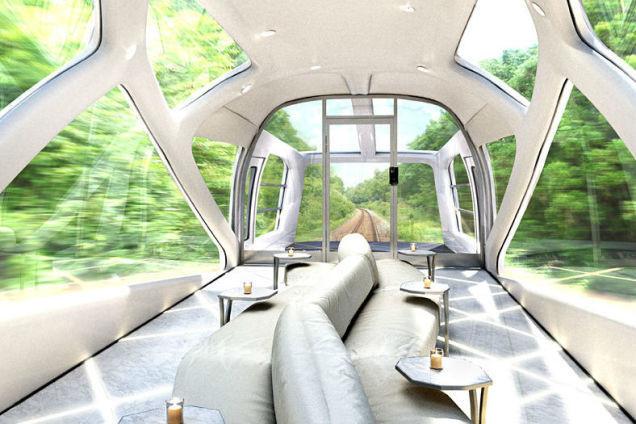 Votre voyage en TGV dans le futur