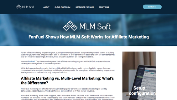 MLM Soft
