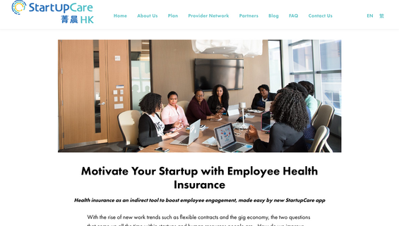 Motivate Your Startup with Employee Health Insurance