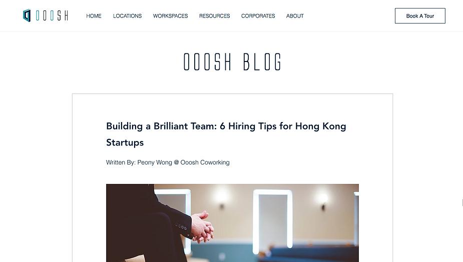 Building a Brilliant Team: 6 Hiring Tips for Hong Kong Startups