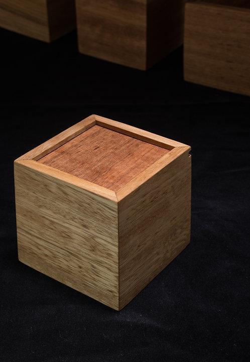 Sliding Lid Tea Box