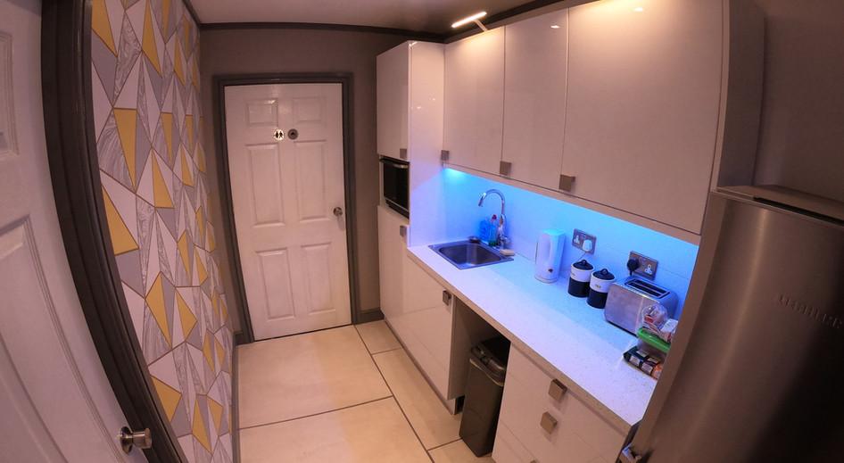 Kitchen - Birmingham Film Studio