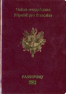 Перевод французского паспорта на русский