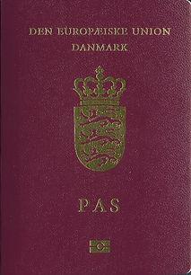 Перевод датского паспорта на русский