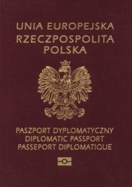 Паспорт гражданина Польши