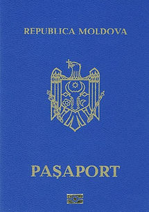 Перевод молдавского паспорта