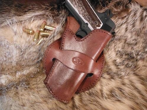 """El Poncho 1911 Gun Holster (4 1/2"""" Barrel)"""