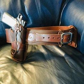 Billeted Belt