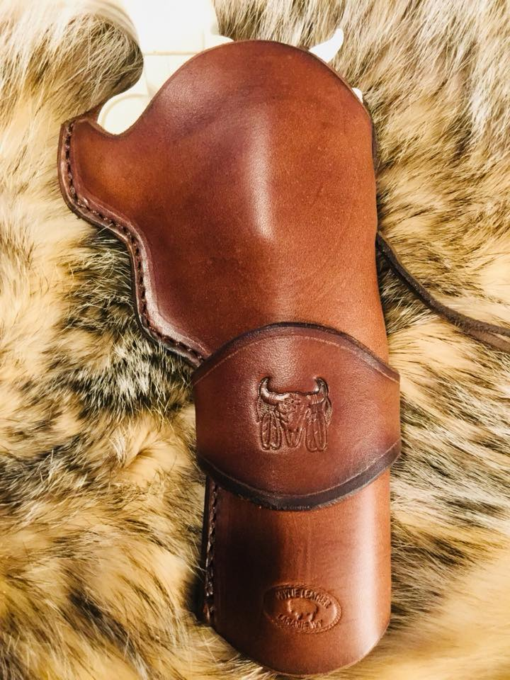 1911 Leather Gun Holster