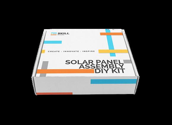 Solar Panel Assembly DIY Kit