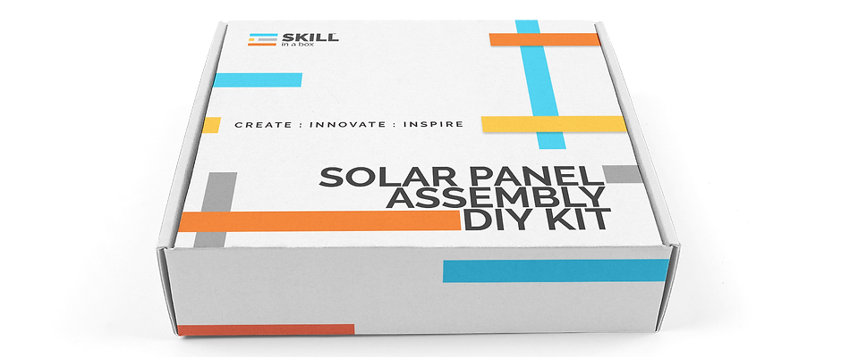 Solar Panel Assembly DIY Kit