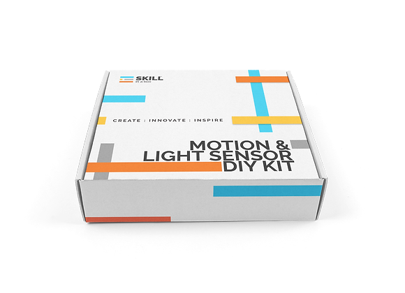 Motion & Light Sensor DIY Kit