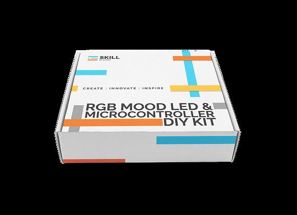 RGB Mood Lighting LED & Microcontroller DIY Kit