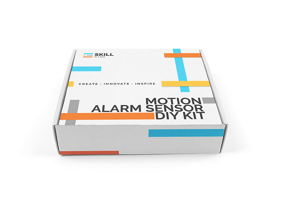 Motion Detector Alarm DIY Kit