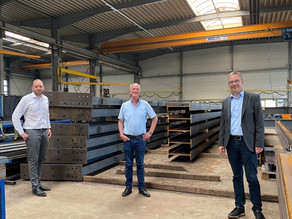 So interessant kann Stahlbau sein! Firma S & G Stahlbauservice besticht durch Sonderkonstruktionen