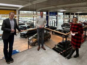 Investition in die Zukunft - Autohaus Bartels baut neu und innovativ