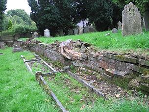 Graveyard at School Hill cemetary