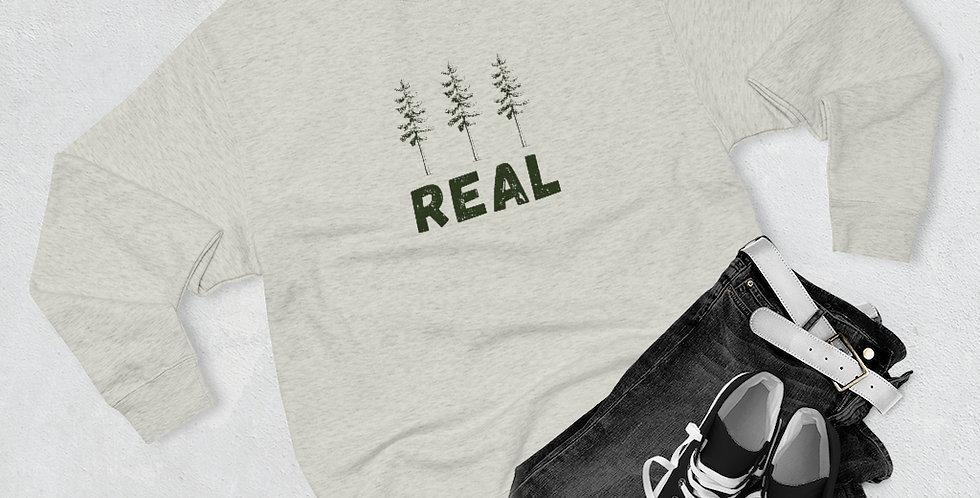 """Fir Real"" Crewneck Sweatshirt"