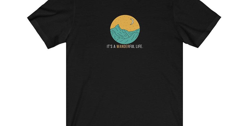 It's a Wanderful Life Tee