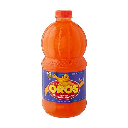 Brookes Oros Orange 2 Litre