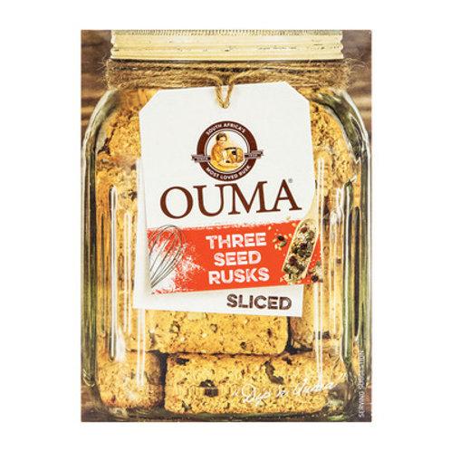 Ouma Rusks Breakfast - Three Seed 450g