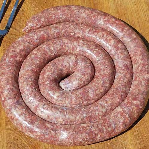 Rooikrantz BBQ Sausage Thick Per kg