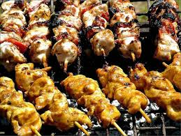 Sosaties / Skewers