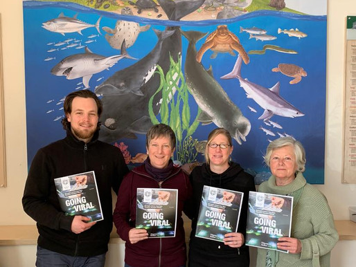 EAC's Guest panel speakers from BC arrive in Halifax for Beyond The Open Net-pen Community Events